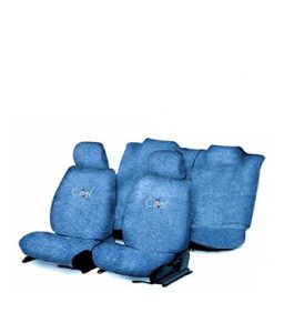 Flomaster Towelmate Seat Cover for Mahindra Quanto Rs 498 amazon dealnloot