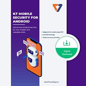 K7 Security Mobile Android 1 User 1 Rs 49 amazon dealnloot