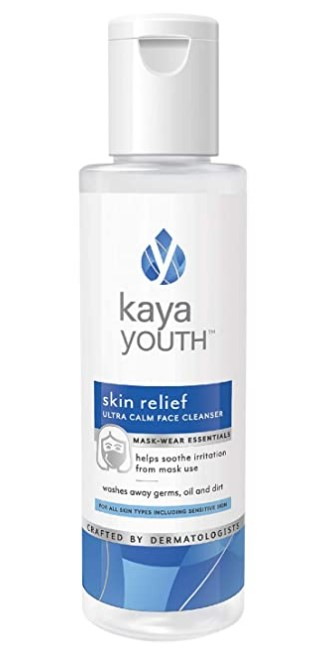 Kaya Youth Skin Relief Ultra Calm Face Cleanser