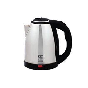 Kitchen Kit Electric Kettle 1 8L Stainless Rs 399 amazon dealnloot
