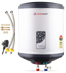 Longway Superb 35 ltr with Free Installation Rs 3911 amazon dealnloot