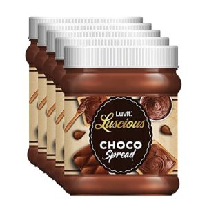 Luvit Luscious Choco Spread Smooth Delicious Made Rs 384 amazon dealnloot