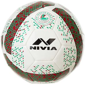 Nivia Sound Storm Moulded Football Rs 379 amazon dealnloot