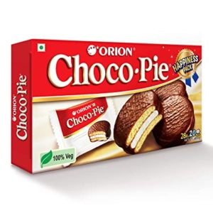 ORION Choco Pie Chocolate Coated Biscuit Festive Rs 150 amazon dealnloot