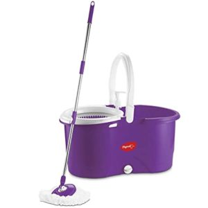 Pigeon Enjoy Spin Mop with 360 Degree Rs 599 amazon dealnloot