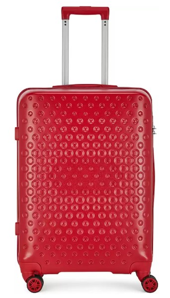 SKYBAGS Small Cabin Luggage (55 cm) - PLANK STROLLY CABIN 360 MAROON