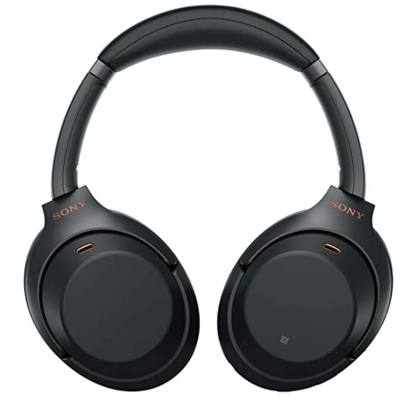 Sony WH-1000XM3 Industry Leading Wireless Noise Cancellation Headphones