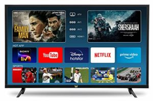 VW 100 cm 40 inches HD Ready Rs 13999 amazon dealnloot